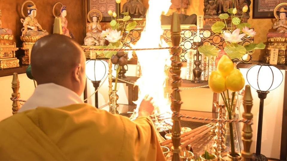 提携寺院によるご供養・お焚き上げ